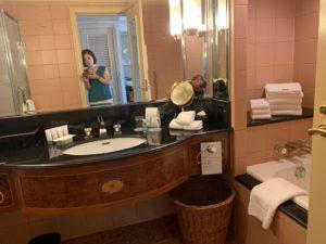 ウェスティンホテル東京浴室